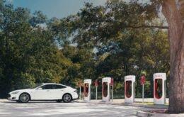 Tesla libera supercharger gratuito na China em meio a surto de coronavírus