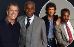 Mel Gibson e Danny Glover estarão em 'Máquina Mortífera 5'