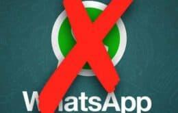 WhatsApp vai parar de funcionar em alguns aparelhos