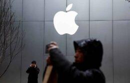 Apple fecha todas as lojas na China até 9 de fevereiro