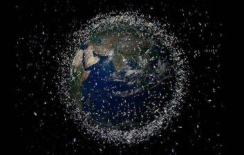 Space junk may be making the sky brighter, astronomers say