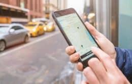 Como pedir um carro pelo Uber