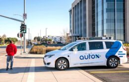 Fiat Chrysler e AutoX se unem para lançar táxis robôs na China