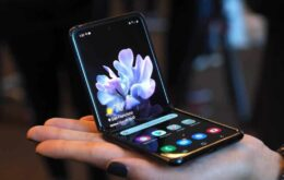 Tela frágil põe em dúvida durabilidade do Galaxy Z Flip