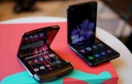 Motorola Razr e Galaxy Z Flip provam que a moda é cíclica até na tecnologia