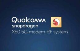 Qualcomm anuncia o Snapdragon X60, novo modem 5G