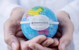Taxa global de mortalidade do coronavírus é de 3,4%