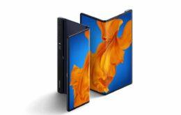 Estoque do Huawei Mate Xs se esgota em segundos na China