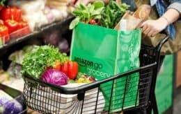 Amazon oferece mais de 5 mil itens em novo supermercado automatizado