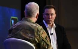 A era dos jatos acabou, diz Elon Musk a general da Força Aérea dos EUA