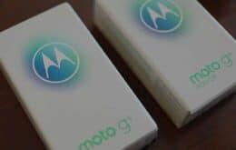 Hands-on: Moto G8 e Moto G8 Power