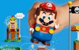 Lego Super Mario tiene fecha de lanzamiento revelada