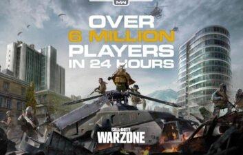 Call of Duty: Warzone supera 6 milhões de jogadores em 24 horas