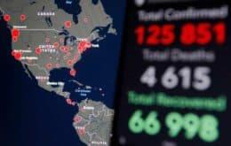 Hackers usam pânico com coronavírus para aplicar golpes cibernéticos