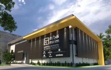 Covid-19: Ayuntamiento de SP, Einstein y empresas para construir un hospital