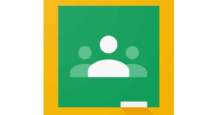 logomarca do google sala de aula