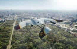 UPS irá produzir drones de entrega mais rápidos e silenciosos