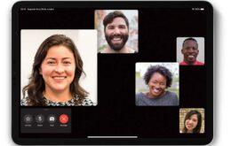 Como fazer uma chamada em grupo no FaceTime