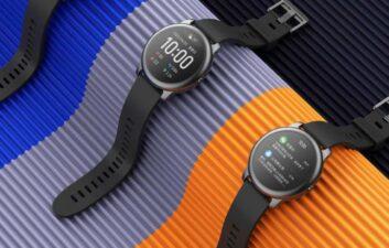 Haylou Solar, un reloj inteligente con batería que dura un mes