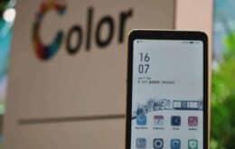 Hisense vai lançar smartphone com tela e-Ink colorida