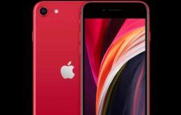 iPhone SE tem 3 GB de RAM e bateria de 1.821 mAh