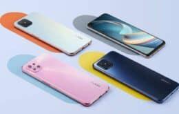 Oppo A92s: imagens oficiais revelam suas três cores