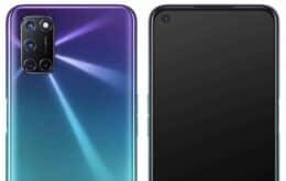 Oppo A72 será lançado na Europa com o A52