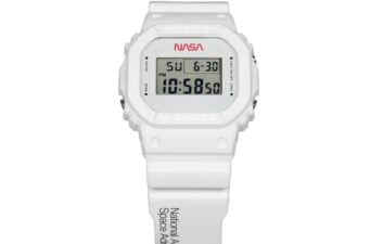 Reloj G-Shock con temática de Casio lanzado por Casio