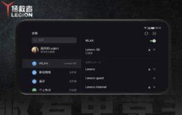 Conheça novos detalhes do smartphone gamer Legion Phone