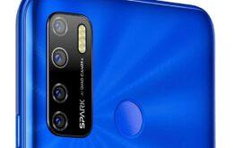 Smartphone 4G com preço acessível