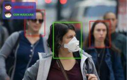 Startup brasileira cria tecnologia capaz de monitorar uso de máscaras
