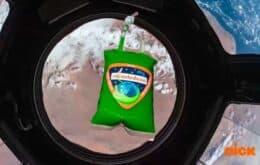 Nickelodeon manda seu slime verde para o espaço; assista
