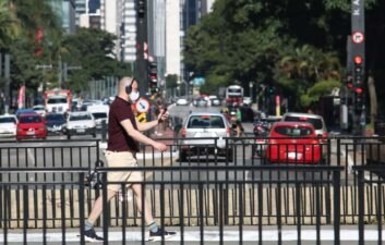 São Paulo tiene hasta 1,2 millones de casos de Covid-19, dice el ayuntamiento