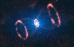 Supernova explodiu próxima à Terra há 2,6 milhões de anos, dizem pesquisadores