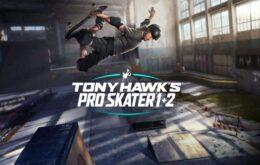 Tony Hawk's Pro Skater 1 + 2 chega oficialmente a PCs e consoles