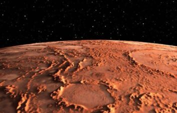 American geologist may be first person to step on Mars