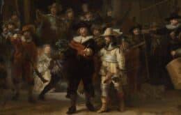 Museu holandês cria cópia de obra de Rembrandt com 44,8 gigapixels