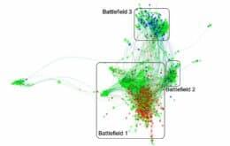 'Mapa' mostra como redes sociais se tornaram campos de batalha sobre vacinas