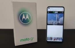Review do Moto G8: celular traz boa performance, mas tela decepciona