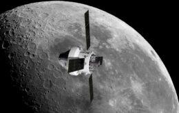 Próxima missão tripulada à Lua terá módulo de serviço europeu