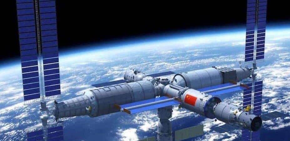 China planeja lançar módulo de estação espacial no início de 2021 - Olhar  Digital