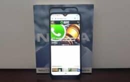Review do Nokia 2.3: celular tem boa autonomia, mas peca no desempenho