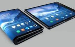 Projeto de celular dobrável da Nokia ainda está de pé