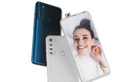 Motorola One Fusion + com câmera pop-up é anunciado na Europa