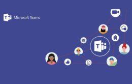 Microsoft Teams para iOS e Android recebe novas funções