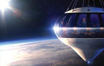 Startup ofrece viajes en globo al 'borde del espacio'