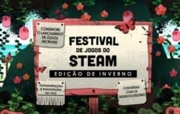 Festival de inverno da Steam exibe demos de mais de 900 jogos