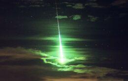 """Un gran meteoro """"raspa"""" la atmósfera sobre Australia; mira el video"""