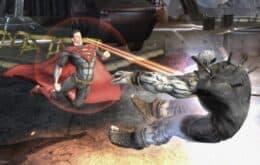DC anuncia elenco de dubladores e lança primeira imagem de 'Injustice'