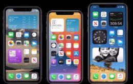 Apple lança versão de testes do iOS 14; veja o que é preciso para instalar